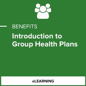 Introduction to Group Health Plans