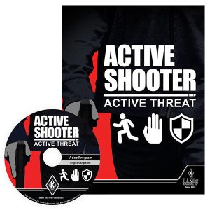 Active Shooter/Active Threat - DVD Training