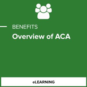 Overview of ACA