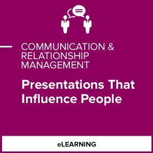 Presentations That Influence People