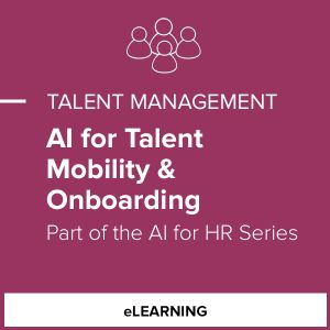 AI for Talent Mobility & Onboarding