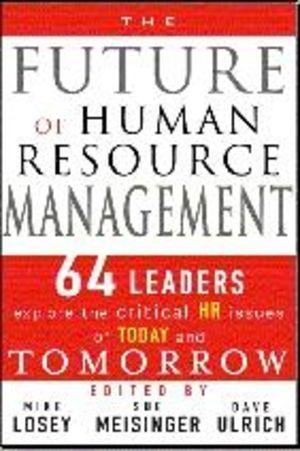 Future of Human Resource Management