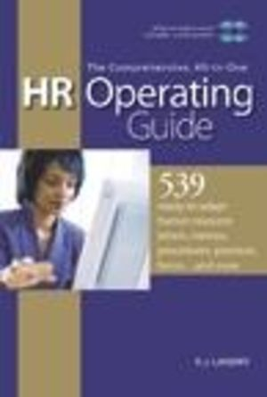 HR Operating Guide