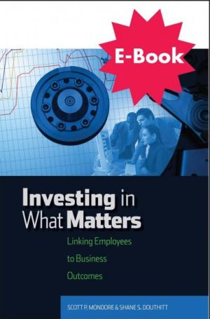 Investing in What Matters -- E-Book