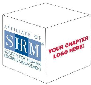 'Affiliate of SHRM' Paper Cube -- Set of 100