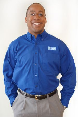 Men's Long Sleeve Shirt with SHRM Logo