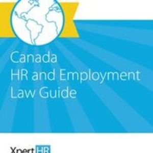 Canada HR and Employment Law Guide