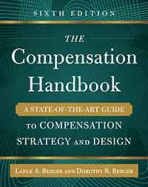 The Compensation Handbook 6th Ed.