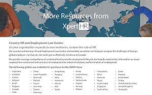 Switzerland HR and Employment Law Guide