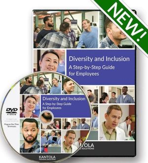 Diversity and Inclusion: A Step-by-Step Guide -- Employee Version
