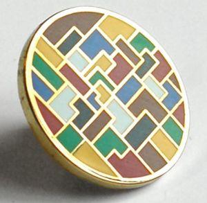 Diversity Mosaic Lapel Pin