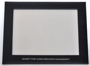 Leatherette Padded Certificate Photo Frame