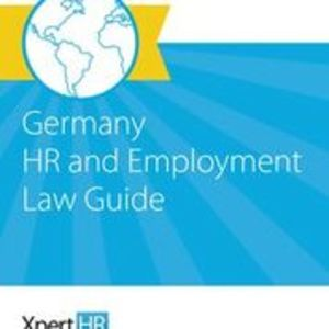 Germany HR and Employment Law Guide