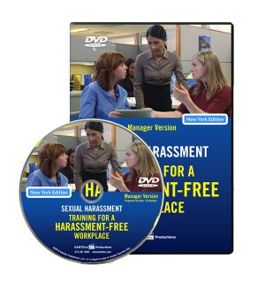 Sexual Harassment Free Workplace New York Manager Training