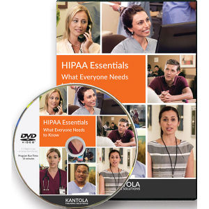 HIPAA Essentials - What Everyone Needs to Know - Trainer's Kit