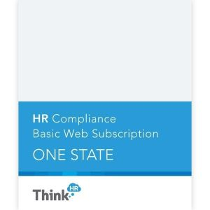 HR Compliance Basic -- Your State and Federal Employment Law Online Compliance Tool