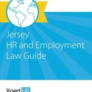 Jersey HR and Employment Law Guide