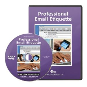 Professional Email Etiquette  (DVD)