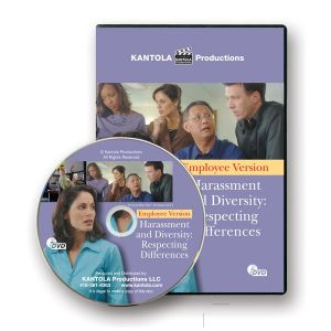 Harassment and Diversity: Respecting Differences -- Manager's Version DVD