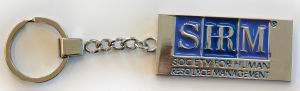 SHRM Keychain