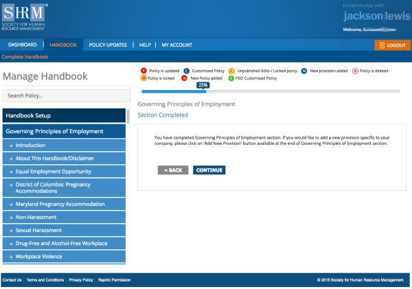 Shrm Employee Handbook Builder | Shrm Store