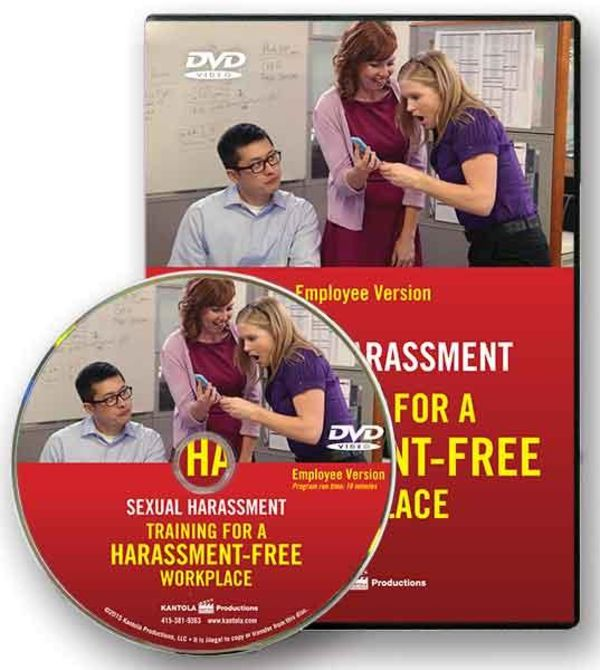 California sexual harassment training dvd
