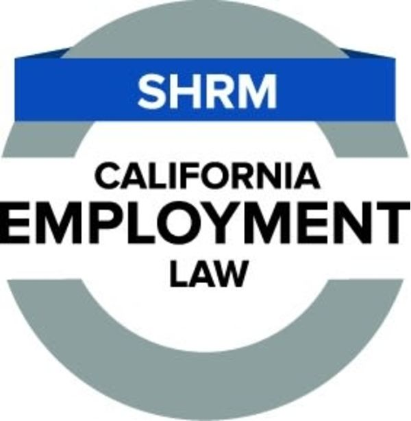 shrm california employment law micro-credential - education | shrm store