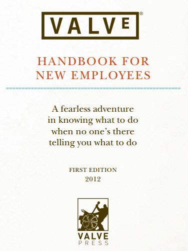 Innovative Employers Are Using Creative Handbooks To Engage Employees